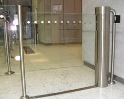 A F I D F - Marly-la-Ville - Nos réalisations - Contrôle d'accès
