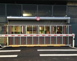 A F I D F - Marly-la-Ville - Nos produits - Parking-Portail-Borne - Barrière sécurité et porte souple